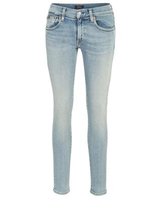 Ausgewaschene Skinny-Jeans Tompkins POLO RALPH LAUREN