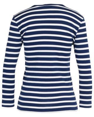 Long-sleeved striped cotton top POLO RALPH LAUREN