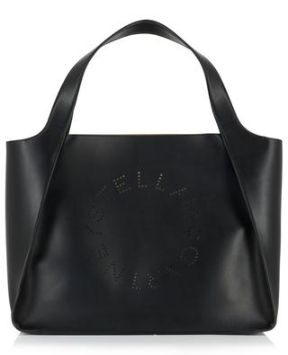 Sac cabas en cuir synthétique Stella Logo STELLA MCCARTNEY