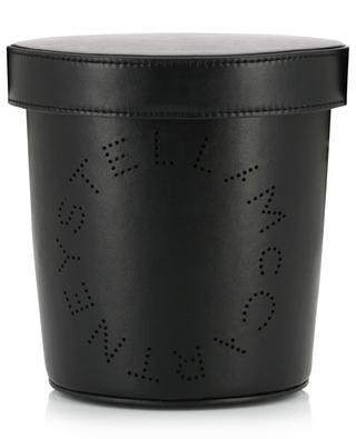 Stella Logo faux leather bucket bag STELLA MCCARTNEY