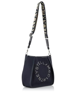 Stella cotton logo shoulder bag STELLA MCCARTNEY