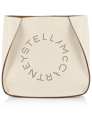Sac à bandoulière en cuir synthétique Stella Logo Mini STELLA MCCARTNEY