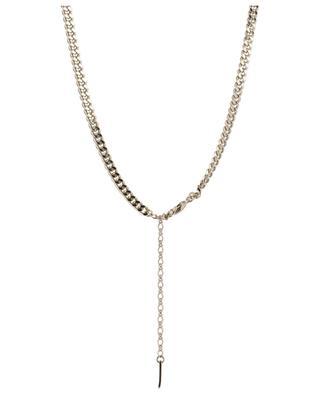 Collier en Y orné de cristaux irisés Naomie SATELLITE