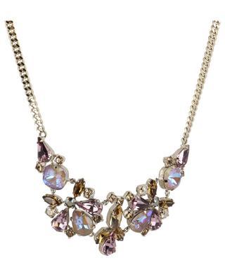Collier orné de cristaux irisés Naomie SATELLITE