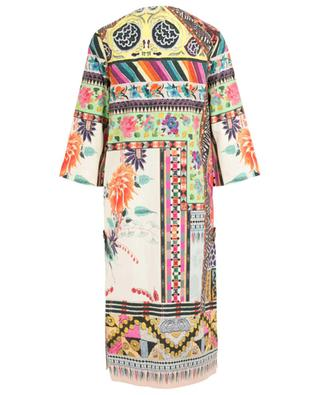 Printed cotton dress ETRO