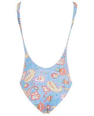 Paisley print one piece swimsuit ETRO