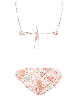 Bikini mit Blumenprint ETRO
