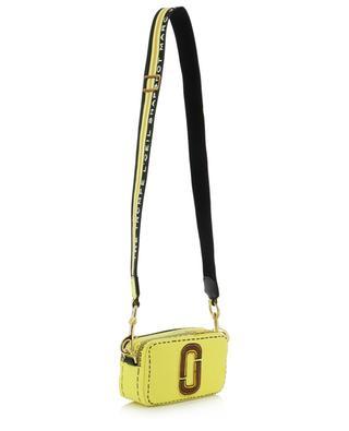 The Snapshot trompe l'oeil cotton and linen shoulder bag MARC JACOBS