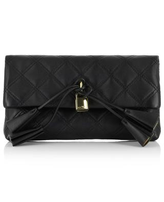 Sofia Loves The Leather Clutch MARC JACOBS