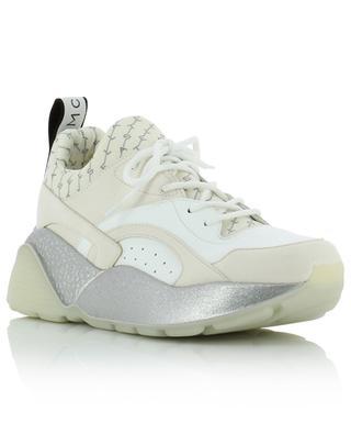 Slip-On-Sneakers aus Kunstleder- und wildleder Eclypse STELLA MCCARTNEY
