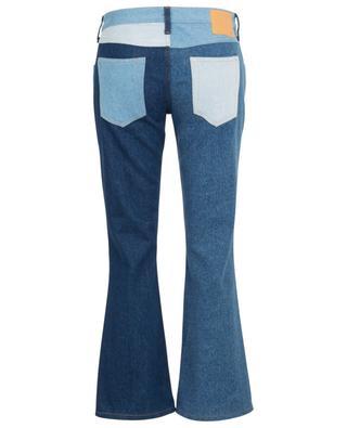 Jean bootcut patchwork ALANUI