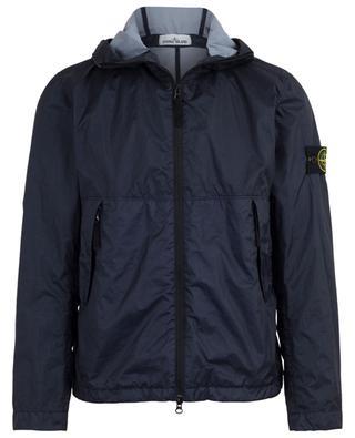 Membrana 3L TC hooded jacket STONE ISLAND