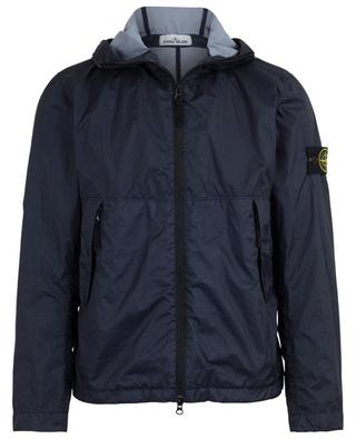 Membrana 3L TC hooded jacket STONE ISLAND