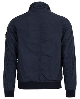 Blouson en nylon Garment Dyed Crinkle Reps NY STONE ISLAND