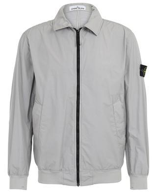 Coated nylon jacket STONE ISLAND