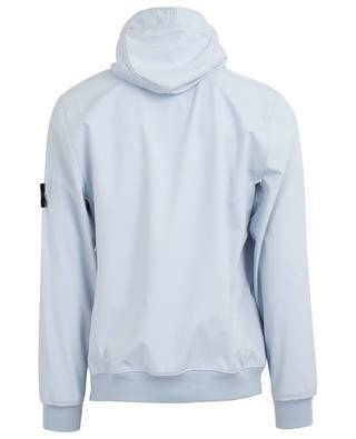 Light Soft Shell-R Windbreaker jacket with hood STONE ISLAND