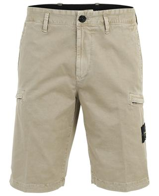 Cotton blend Bermuda shorts STONE ISLAND