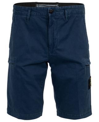Cotton blend Bermuda shorts STONE ISLAND