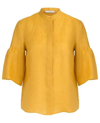 Linen 3/4 sleeve blouse AKRIS PUNTO