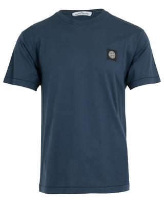 Cotton crew neck T-shirt STONE ISLAND