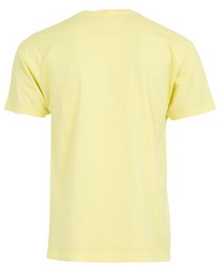 Rundhals-T-Shirt aus Baumwolle STONE ISLAND