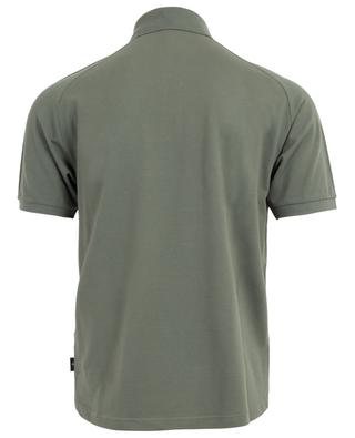 Wind Rose slim fit cotton stretch polo shirt STONE ISLAND