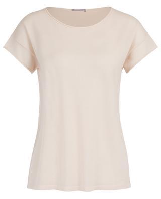 Wool short-sleeved top HEMISPHERE