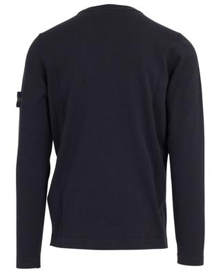 Round neck cotton jumper STONE ISLAND