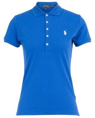 Cotton piqué short-sleeved polo shirt with logo POLO RALPH LAUREN