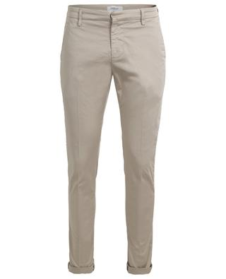 Pantalon slim en coton stretch Gaubert DONDUP