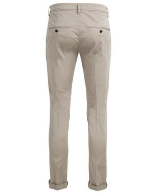 Gaubert slim fit cotton stretch trousers DONDUP