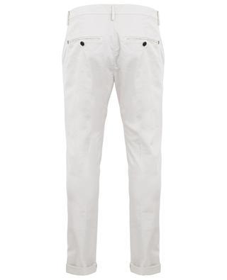Pantalon slim en coton stretch Gaubert DONDUP