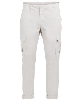 Pantalon cargo en gabardine Zeno DONDUP