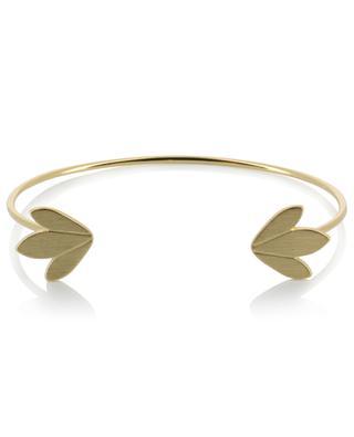 Daniele golden metal fine bangle UN CHIC FOU