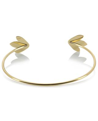 Daniele golden metal fine bangle UN CHIC FOU