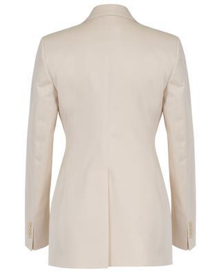 Abby single-breasted cotton blazer TAGLIATORE