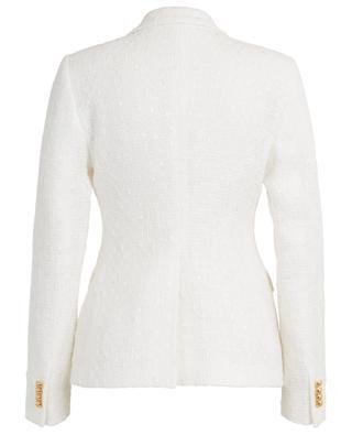 Alicya double-breasted tweed blazer TAGLIATORE