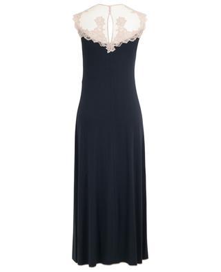 Larissa long lace embellished night shirt PALADINI