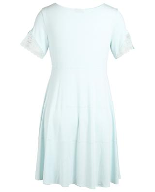 Raluca modal and lace night shirt PALADINI