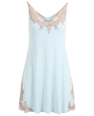 Sofia modal blend and lace babydoll PALADINI