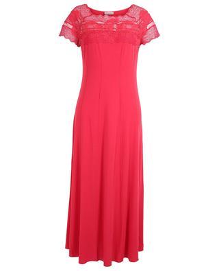 Ursula long lace adorned modal night shirt PALADINI