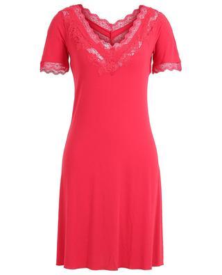 Ulyssa modal and lace night shirt PALADINI