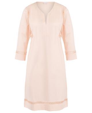 Cotton openwork nightgown ZIMMERLI