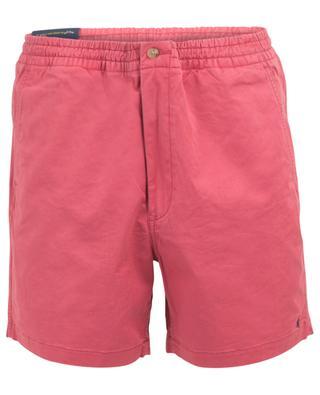 Stretch Classic Fit gabardine shorts POLO RALPH LAUREN