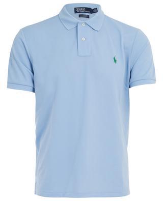 Polo à manches courtes avec logo brodé POLO RALPH LAUREN