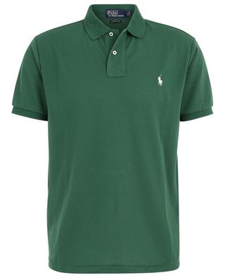 Short-sleeved polo shirt with embroidered logo POLO RALPH LAUREN