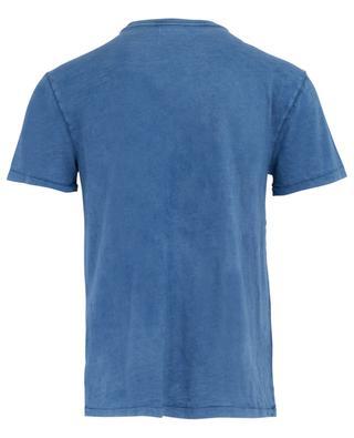 T-Shirt aus Baumwolle mit Rundhalsausschnitt und Pony-Logo POLO RALPH LAUREN