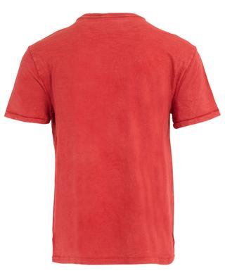 T-shirt col rond en coton logo pony POLO RALPH LAUREN