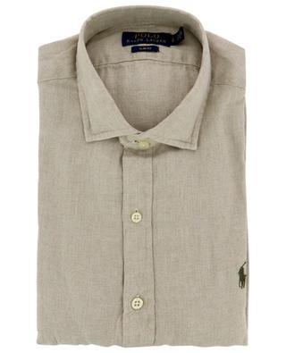 M Classics slim fit linen shirt POLO RALPH LAUREN