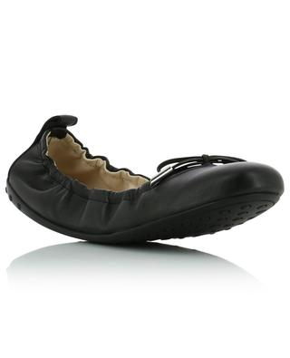 Soft leather ballet flats TOD'S